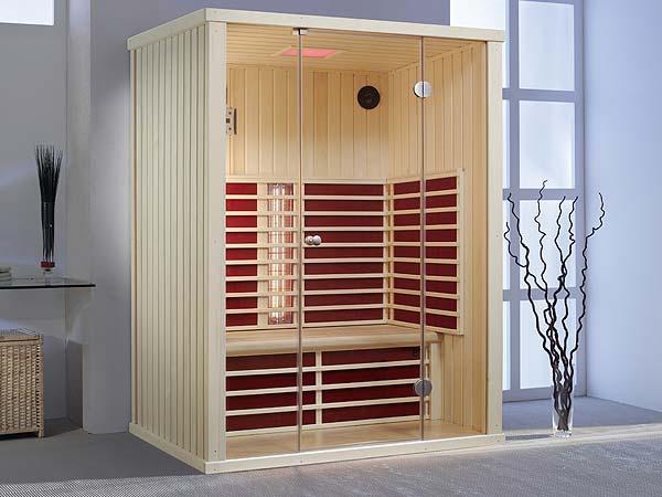 sauna infrarot. Black Bedroom Furniture Sets. Home Design Ideas